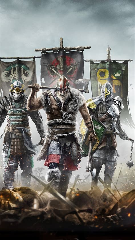 Wallpaper For Honor, BestGames, game, PC, PS4, Xbox One