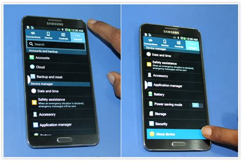 How to Enable Developer Options on Samsung Galaxy Note III