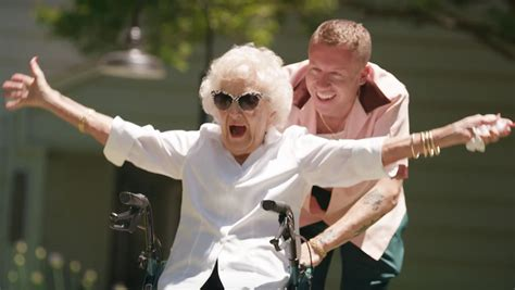 Guess What Macklemore Did For His Grandma As She Turned