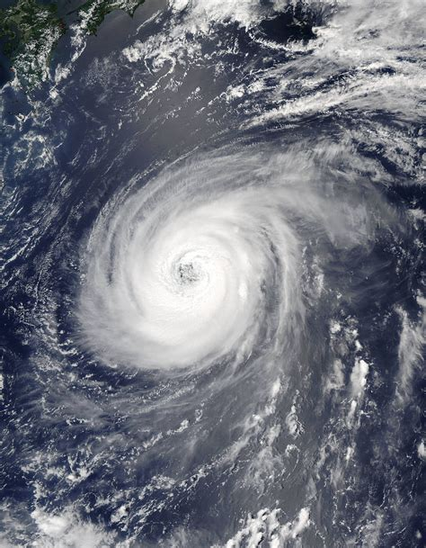 Super Typhoon Noru: This is what one of Earth's most