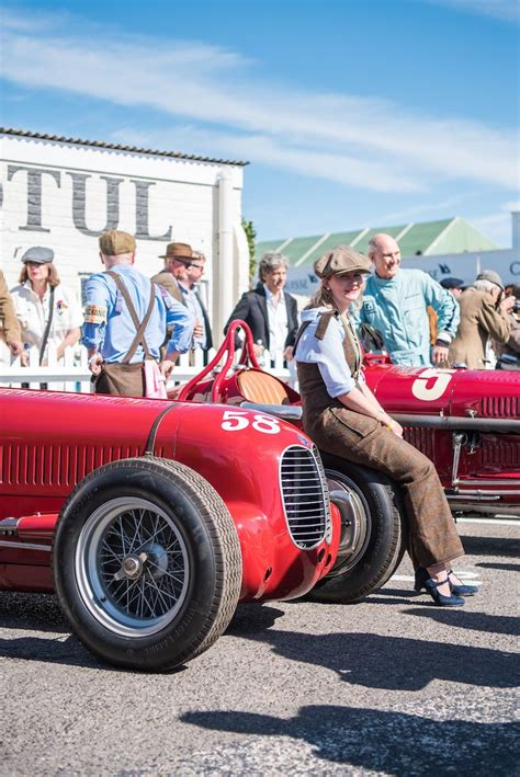 2019 Goodwood Revival Maserati - Sports Car Digest - The