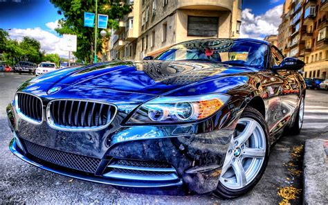 BMW, Car, HDR Wallpapers HD / Desktop and Mobile Backgrounds