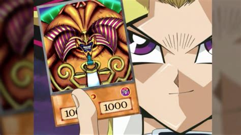 YuGiOh Bluray Special Features Clip: The Drawing of Exodia