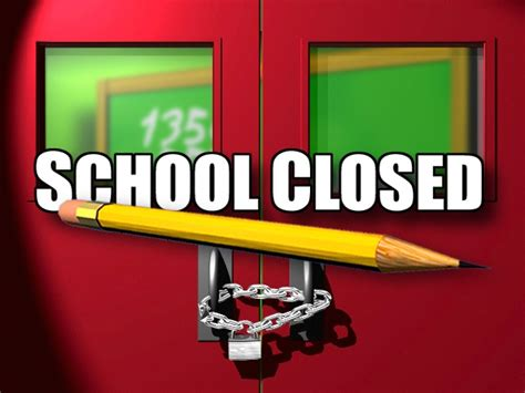 Tift County Schools closed Tuesday due to bad weather