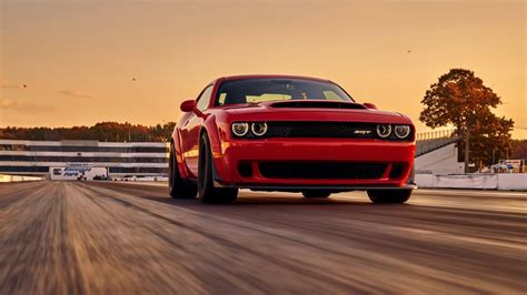 2018 Dodge Challenger SRT Demon Release Date, Price and