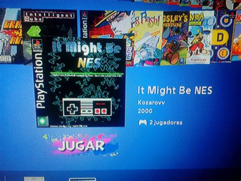 This NES Emulator for PSX was my childhood! Isn't perfect