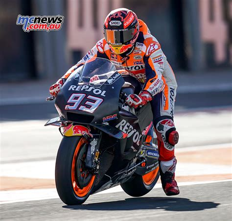 2019 MotoGP Test Day One Results | Notes | Images | MCNews