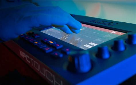 MPC Touch controller by Akai Professional introduced
