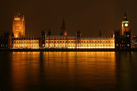 Westminster Abbey At Night Photo / Picture / Image