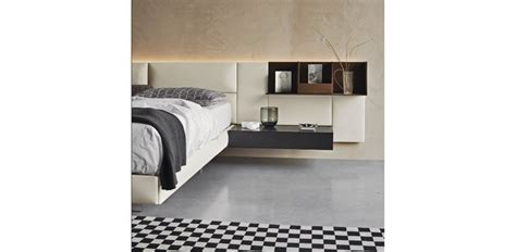 Composition complete bed model Ecletto Sangiacomo
