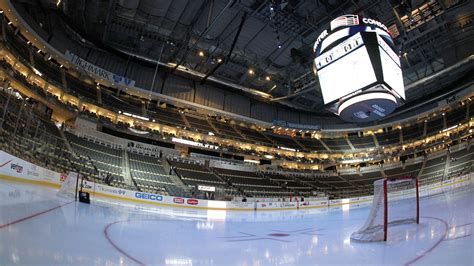 Consol Energy Center Ice Problems - PensBurgh