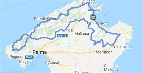 Routes Mallorca | Cycling Locations - Part 3