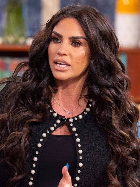 Katie Price says she's adopting a Nigerian orphan in shock