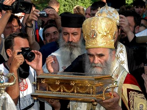 Orthodox Church Incident Sparks Ethnic Tensions in