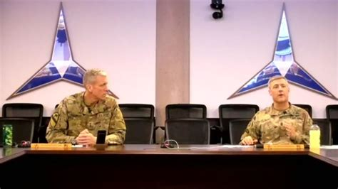 Fort Hood hosts Q&A with about COVID-19 | kcentv