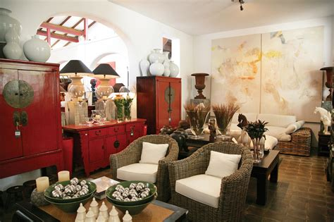 Shopping in Colombo: furniture, handicrafts and textiles