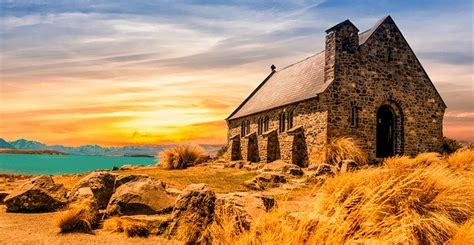 Free photo: Church, Ancient, Landscape - Free Image on