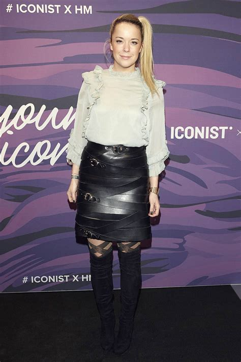 Marina Hoermanseder attends the Young ICONs Award