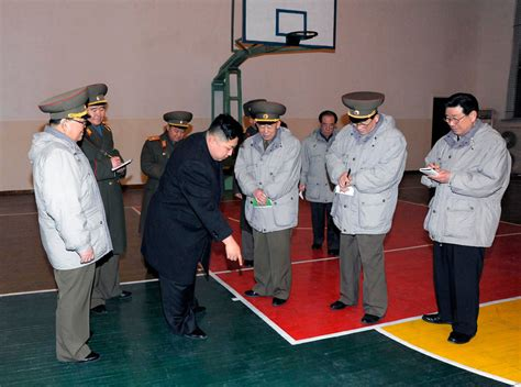 The 51 Best Pictures of Kim Jong-Un Looking at Things