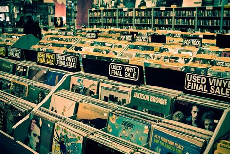 The Revival of the Vinyl – TUC