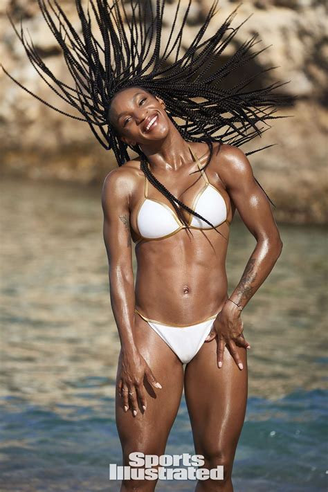 Crystal Dunn – Sports Illustrated Swimsuit 2019 | GotCeleb