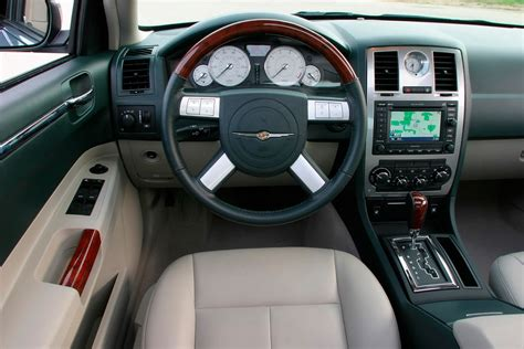 2010 Chrysler 300C interior teased during Jeep
