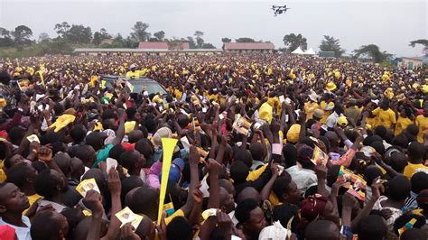 NTV Journalists Banned from Museveni Rallies Over Drone
