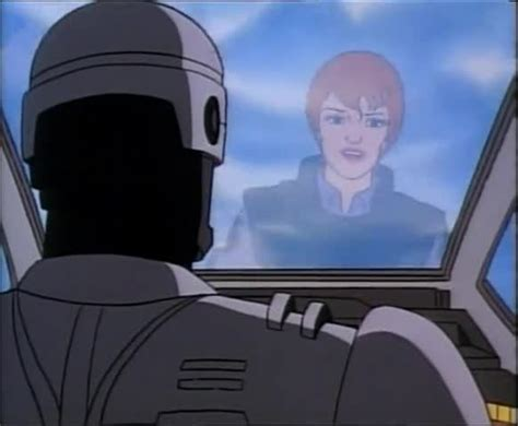 RoboCop: The Animated Series Episode 12 Menace of the Mind