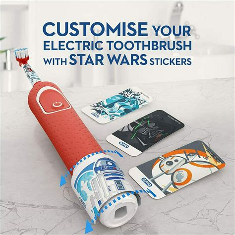 Oral-B Stages Power Kids Electric Rechargeable Toothbrush