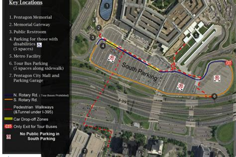 Getting There | Pentagon Memorial Fund