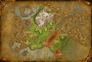 Hillsbrad Foothills - Wowpedia - Your wiki guide to the