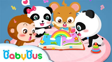Let's Share | Animation For Babies | BabyBus | Baby Panda