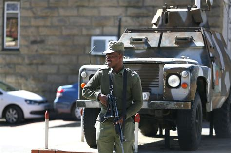 How Lesotho could abandon its army and put the money to