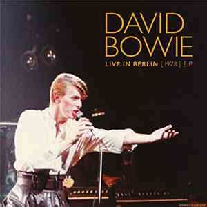 David Bowie - Live In Berlin [1978] mp3 flac download free