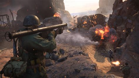 Call of Duty: WW2's fourth DLC pack, Shadow War, has been