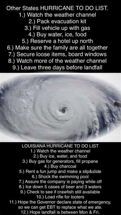 Hurricane Barry Memes   Pure Country 106