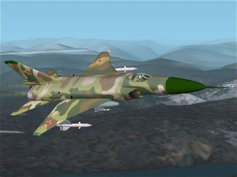 Sukhoi Su-15 A&F Flagon Updated Package for FSX