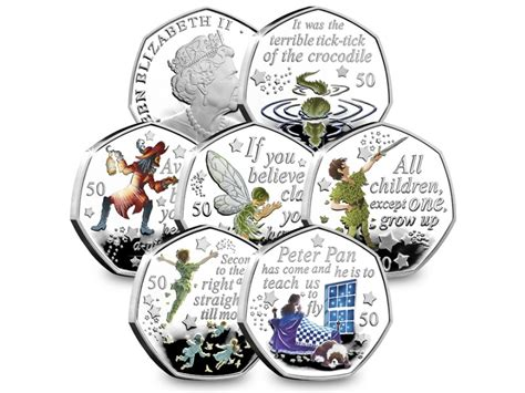 Peter Pan coins go on display at Tynwald Library - Energy