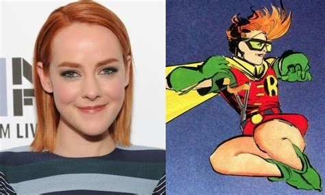 Could actress Jena Malone be playing Carrie Kelley, aka