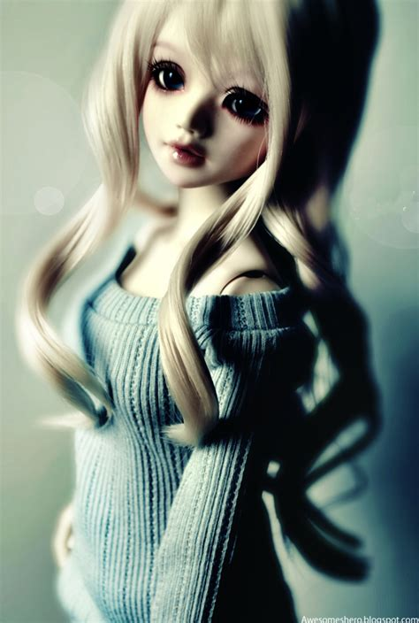 Cute Doll For Facebook Profile Picture For Girls – WeNeedFun