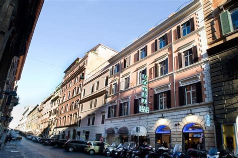 Hotel Zara Rome city center | Prices, reviews, offers and