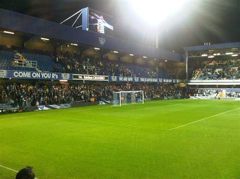 Match Three, Loftus Road, In which Oliver and Richard are