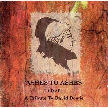 A Tribute To David Bowie - Ashes To Ashes mp3 buy, full