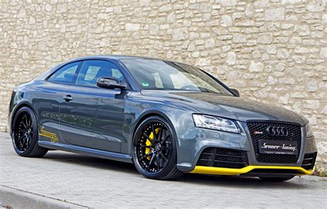 Audi RS5 by Senner Tuned to 500 HP - autoevolution