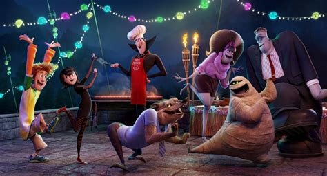 Hotel Transylvania 2 review: Charming monster movie will