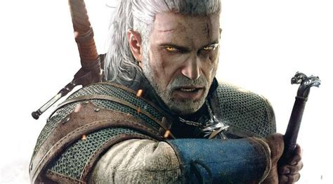 Geralt tries to save the day after Witcher 3 demo goes