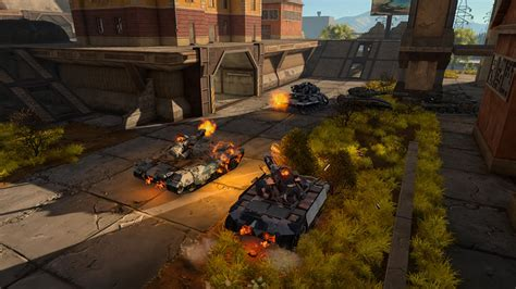 Build your own tanks in Tanki X - GameConnect