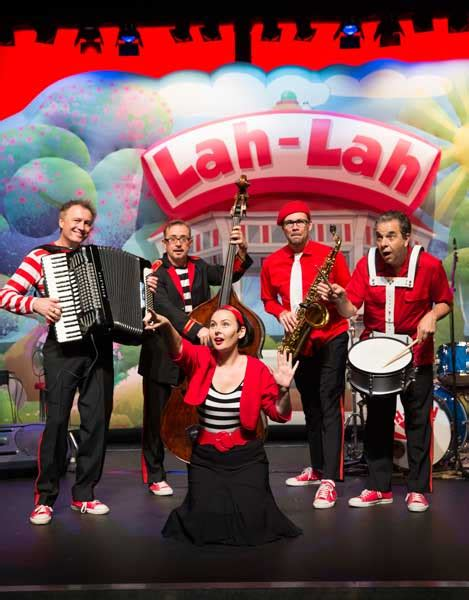 Lah-Lah Live in Concert - Cremorne Theatre, QPAC - Tickets