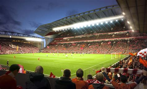 This is Bigger Anfield: LFC unveil new Anfield