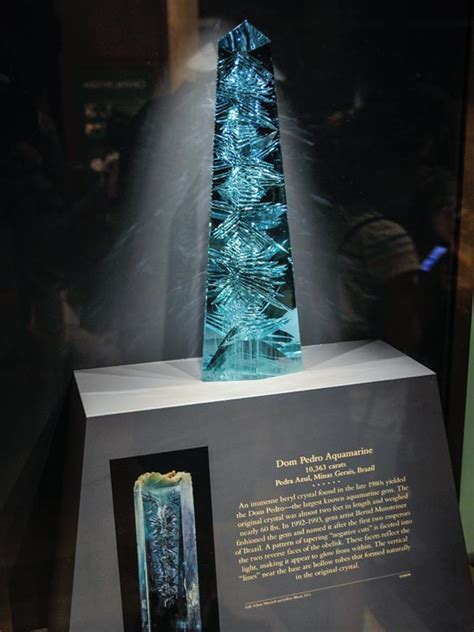 The Smithsonian Gem and Mineral Collection | Research & News